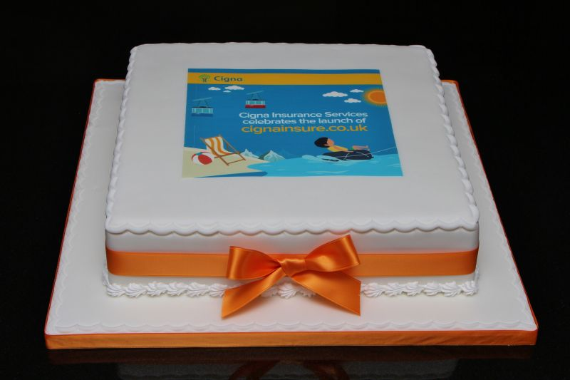 Jeannettes Great Cakes Corporate Cakes