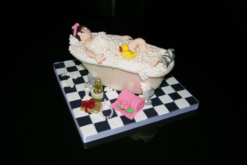 Jeannette S Great Cakes Birthday Novelty