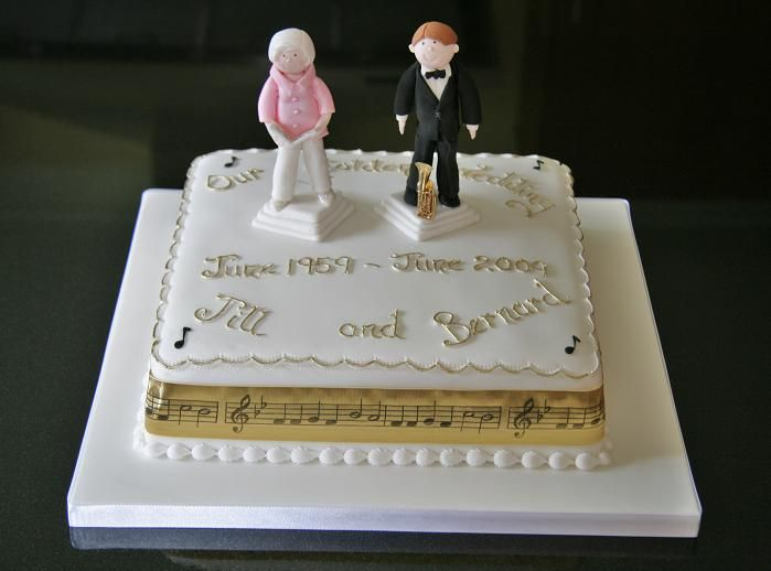 Jeannette S Great Cakes Anniversary Cakes