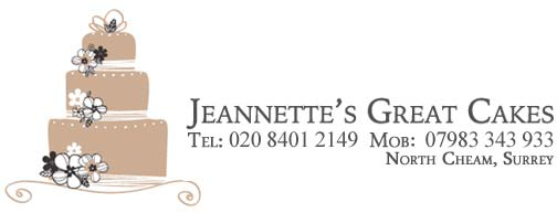 Jeanette's Great Cakes